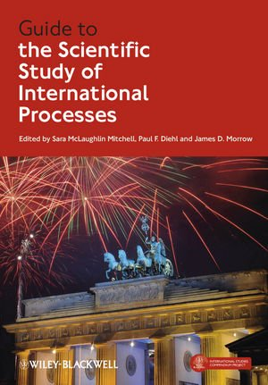 Guide to the Scientific Study of International Processes   2012 edition cover