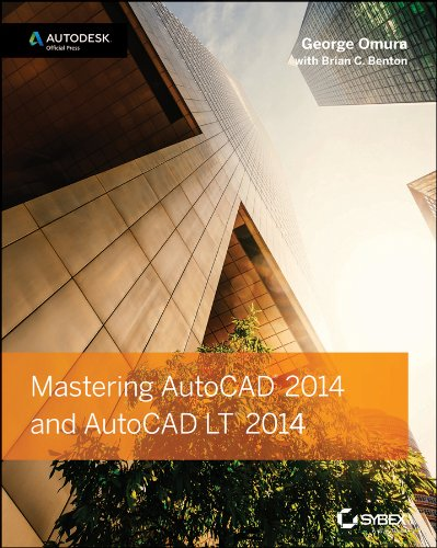 Mastering AutoCAD and AutoCAD LT   2013 edition cover