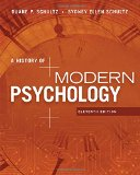 History of Modern Psychology  11th 2016 (Revised) 9781305630048 Front Cover