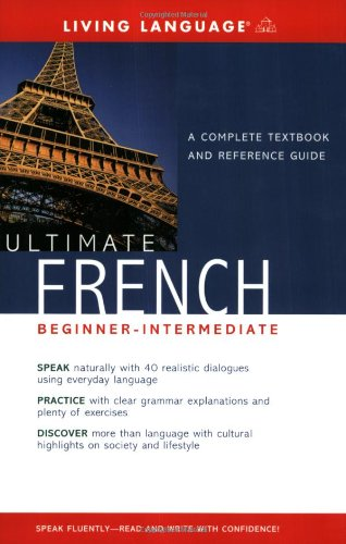 Ultimate French Beginner-Intermediate (Book)   2004 (Large Type) edition cover