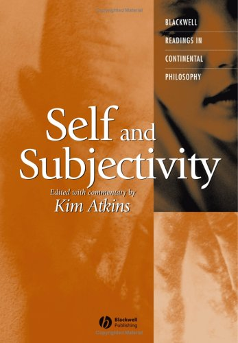 Self and Subjectivity   2005 9781405112048 Front Cover