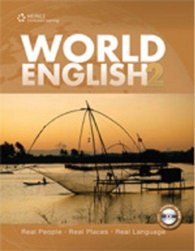 World English 2   2010 edition cover