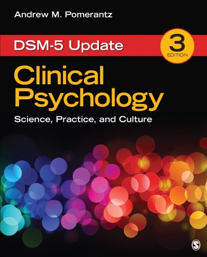 Clinical Psychology Science, Practice, and Culture 3rd 2014 9781483345048 Front Cover