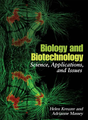 Biology and Biotechnology Science, Applications, and Issues  2005 edition cover