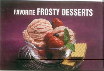 Favorite Frosty Desserts  N/A 9781558672048 Front Cover
