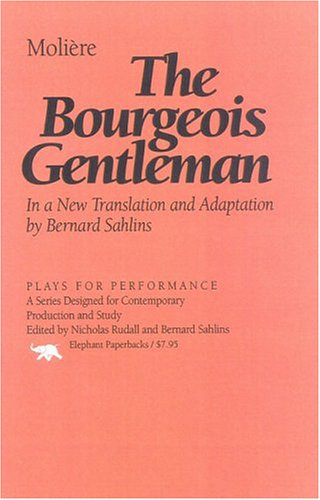 Bourgeois Gentleman   2000 edition cover