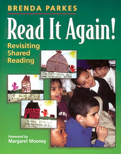 Read It Again! Revisiting Shared Reading  2000 (Teachers Edition, Instructors Manual, etc.) edition cover