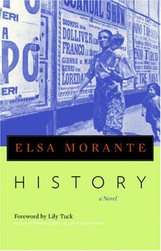 History A Novel 2nd 2000 edition cover