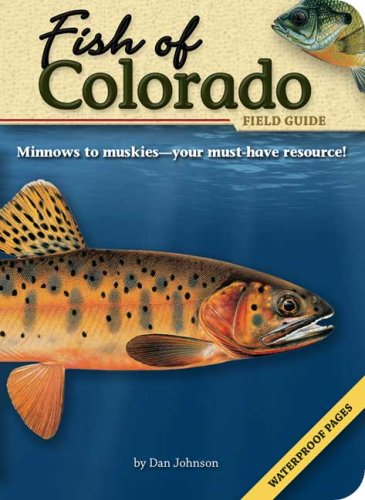 Fish of Colorado Field Guide  N/A edition cover