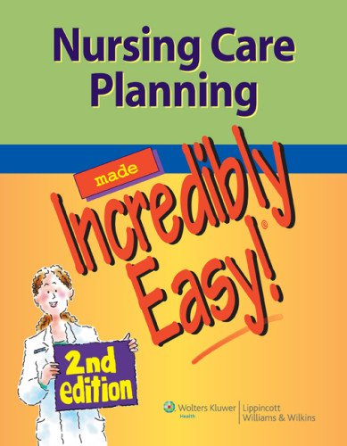 Nursing Care Planning  2nd 2013 (Revised) edition cover