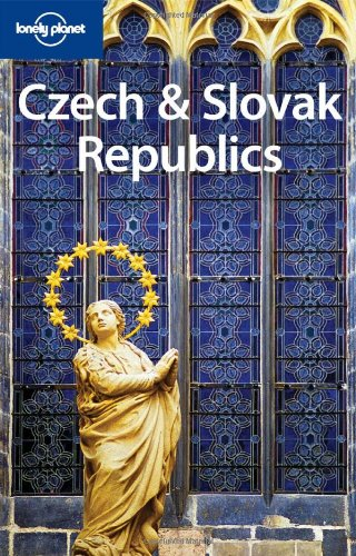 Czech and Slovak Republics  6th 2010 edition cover