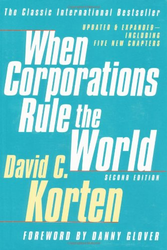 When Corporations Rule the World  2nd 2001 edition cover