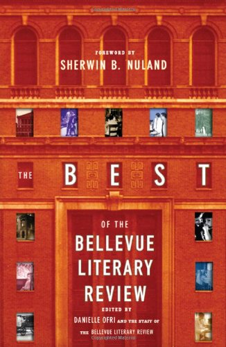 Best of the Bellevue Literary Review   2008 edition cover
