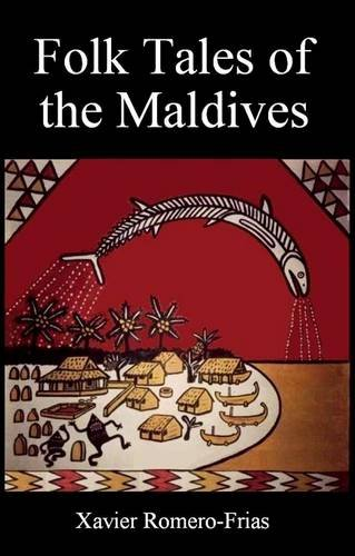 Folk Tales of the Maldives   2012 edition cover
