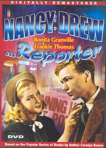 Nancy Drew . . . Reporter [Slim Case] System.Collections.Generic.List`1[System.String] artwork