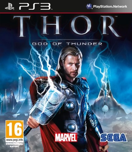 Thor (PS3) PlayStation 3 artwork