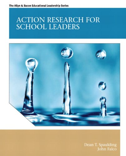 Action Research for School Leaders   2013 edition cover