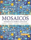 Mosaicos  6th 2015 edition cover