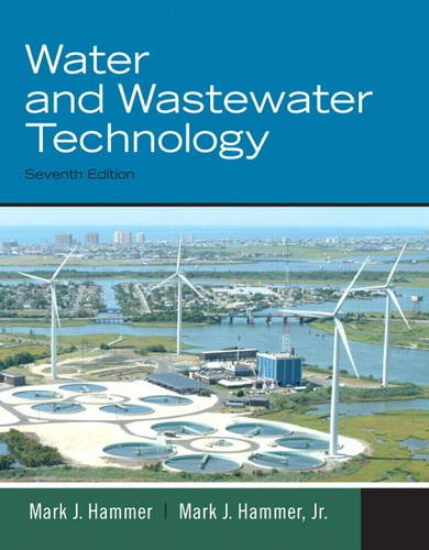 Water and Wastewater Technology  7th 2012 (Revised) edition cover