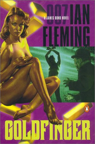 Goldfinger   2002 (Reprint) edition cover