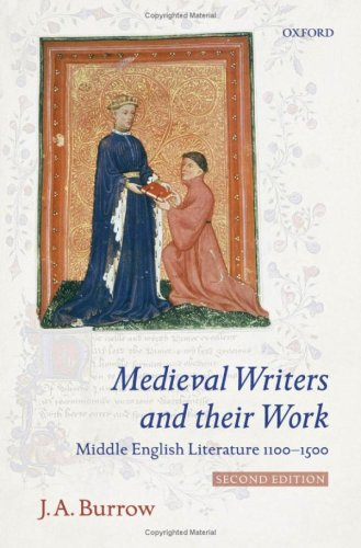 Medieval Writers and Their Work Middle English Literature, 1100-1500 2nd 2008 9780199532049 Front Cover