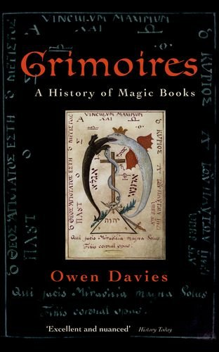 Grimoires A History of Magic Books  2010 edition cover
