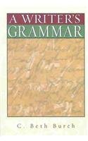 Writer's Grammar   2003 edition cover