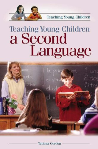 Teaching Young Children a Second Language   2006 9780275986049 Front Cover