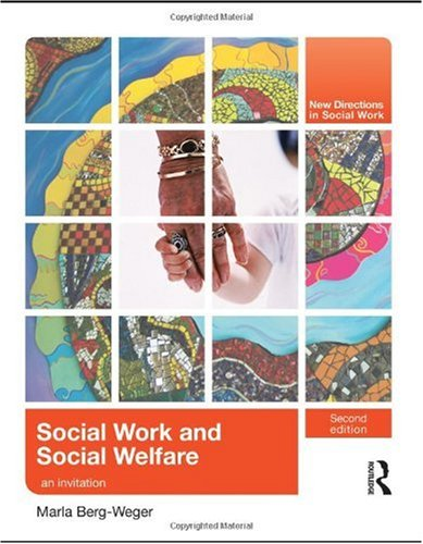 Social Work and Social Welfare An Invitation 2nd 2010 (Revised) edition cover