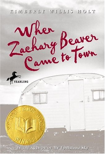 When Zachary Beaver Came to Town   1999 9780440229049 Front Cover