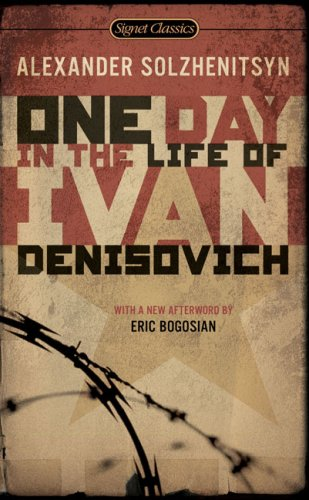 One Day in the Life of Ivan Denisovich  50th edition cover