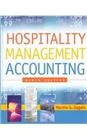 Hospitality Management Accounting 9th 2007 edition cover