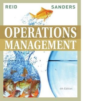 Operations Management An Integrated Approach 4th 2011 edition cover