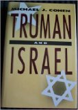 Truman and Israel  1990 edition cover