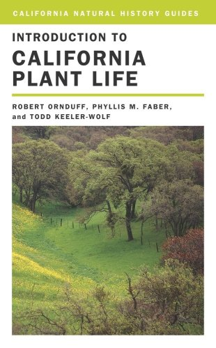 Introduction to California Plant Life  2nd 2003 (Revised) edition cover