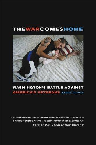 War Comes Home Washington's Battle Against America's Veterans  2010 edition cover