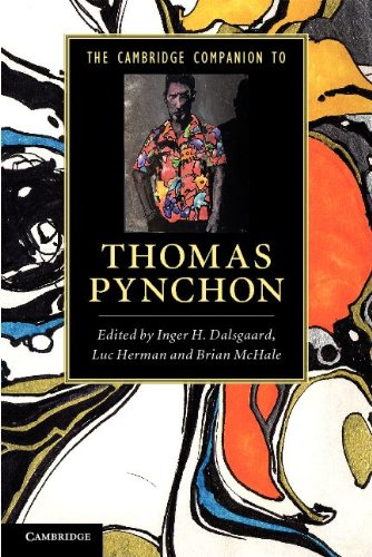 Cambridge Companion to Thomas Pynchon   2011 9780521173049 Front Cover