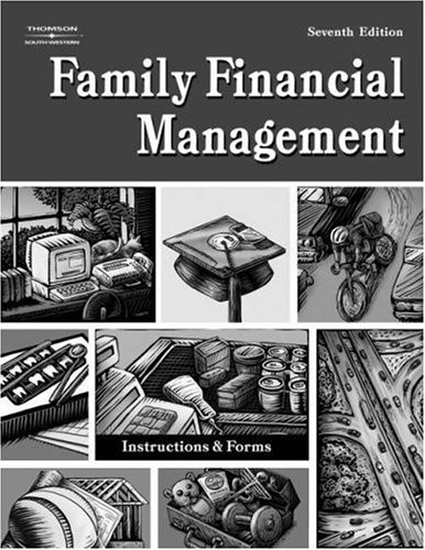 Family Financial Management  7th 2005 (Revised) 9780538438049 Front Cover