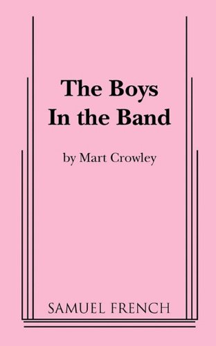 Boys in the Band  N/A edition cover