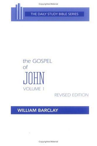 Gospel of John   1995 (Revised) edition cover