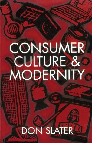 Consumer Culture and Modernity   1999 edition cover