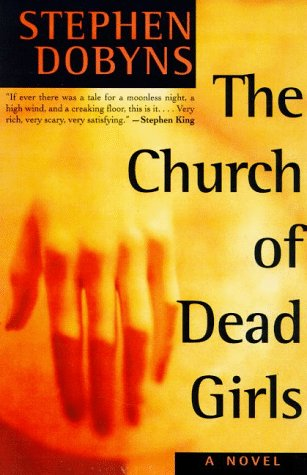 Church of Dead Girls  Revised edition cover