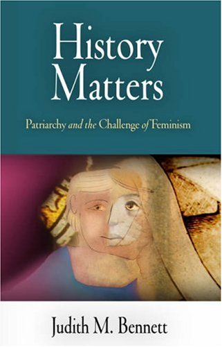 History Matters Patriarchy and the Challenge of Feminism  2006 edition cover