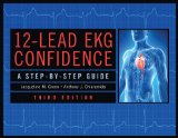 12-Lead EKG Confidence A Step-By-Step Guide  2014 edition cover