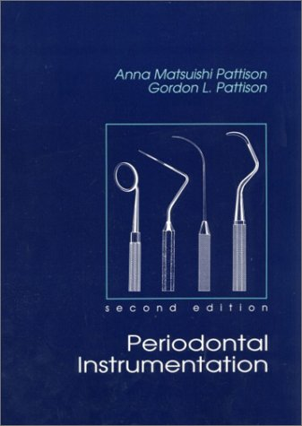 Periodontal Instrumentation  2nd 1992 edition cover