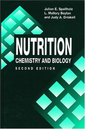 Nutrition  2nd 1999 (Revised) edition cover