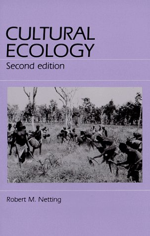 Cultural Ecology  2nd edition cover