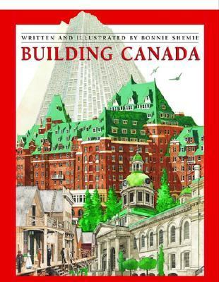 Building Canada   2001 9780887765049 Front Cover