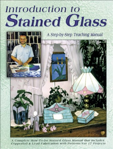 Introduction to Stained Glass A Teaching Manual N/A edition cover