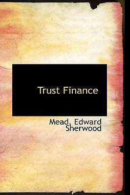 Trust Finance N/A 9781113487049 Front Cover